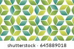 seamless vector background with ... | Shutterstock .eps vector #645889018