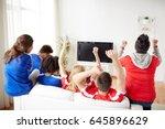 friendship  leisure  sport ... | Shutterstock . vector #645896629