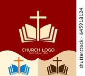 Church Logo. Cristian Symbols....
