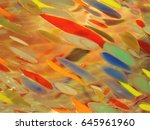 abstract colors   Shutterstock . vector #645961960