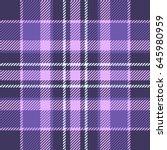 seamless tartan vector pattern | Shutterstock .eps vector #645980959