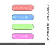 read more. button set in retro...