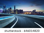 moving forward motion blur... | Shutterstock . vector #646014820