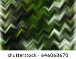 colorful zigzag striped pattern ... | Shutterstock . vector #646068670
