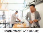 group bussiness blur | Shutterstock . vector #646100089
