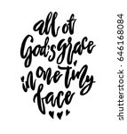 All Of God S Grace In Tiny...