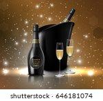 vector illustration of ... | Shutterstock .eps vector #646181074