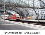 berlin  germany   april 16 ...   Shutterstock . vector #646183384