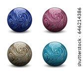 Marble Balls  Jasper  Rhodonite ...