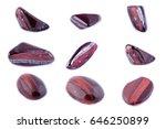 Collection Stone Mineral Bulls Eye - Fine Art prints