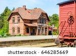 brosarp  sweden   may 18  2017  ... | Shutterstock . vector #646285669