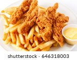 Chicken Tenders With French...