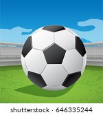 football | Shutterstock .eps vector #646335244