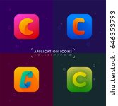 application icons set 03....
