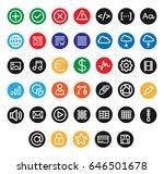 miscellaneous ui   web icons...