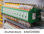 automated process control... | Shutterstock . vector #646520080