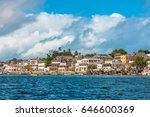 Lamu Old Town Waterfront  Keny...