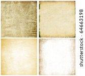 old paper set   Shutterstock . vector #64663198