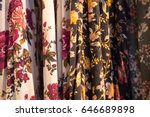 texture  print and wale of...   Shutterstock . vector #646689898