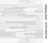 vector grey line pattern....   Shutterstock .eps vector #646744984