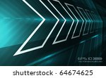 vector abstract background | Shutterstock .eps vector #64674625
