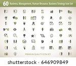 business management  training ... | Shutterstock .eps vector #646909849