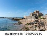 saint nicolas priory in la...   Shutterstock . vector #646930150