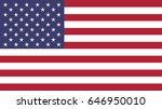 united states of america vector ... | Shutterstock .eps vector #646950010