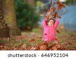 outdoor portrait of young happy ... | Shutterstock . vector #646952104