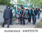 petropavlovsk  kazakhstan   may ... | Shutterstock . vector #646955578