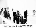 cloth pin | Shutterstock . vector #647028733