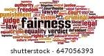 fairness word cloud concept.... | Shutterstock .eps vector #647056393