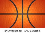 horizontal ball texture for... | Shutterstock .eps vector #647130856