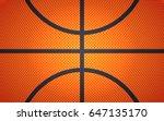 vertical ball texture for... | Shutterstock .eps vector #647135170