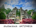 tower grove park in st. louis ... | Shutterstock . vector #647194816