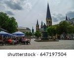 bonn  germany   july 10  2011 ... | Shutterstock . vector #647197504