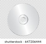 Blank Cd Template On...