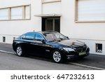strasbourg  france   26 apr... | Shutterstock . vector #647232613