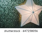 Paper Star Bulb Light With...