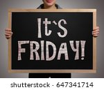 girl  student  businesswoman ... | Shutterstock . vector #647341714