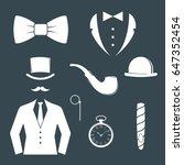 vintage style design hipster... | Shutterstock .eps vector #647352454