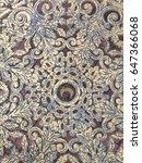 metal pattern | Shutterstock . vector #647366068