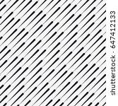 vector seamless pattern.... | Shutterstock .eps vector #647412133