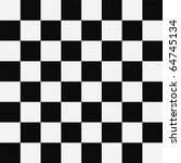 Texturized Chess Board...
