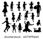 a set of high quality detailed... | Shutterstock .eps vector #647499664