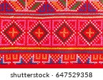 Ethnic Pattern. Classic Patter...