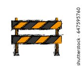 road sign design | Shutterstock .eps vector #647595760