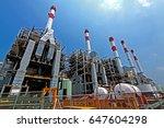 samutprakhan thailand april 11  ... | Shutterstock . vector #647604298