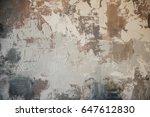 Stock photo stylish grunge background 647612830