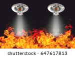 Image Of Fire Sprinklers...